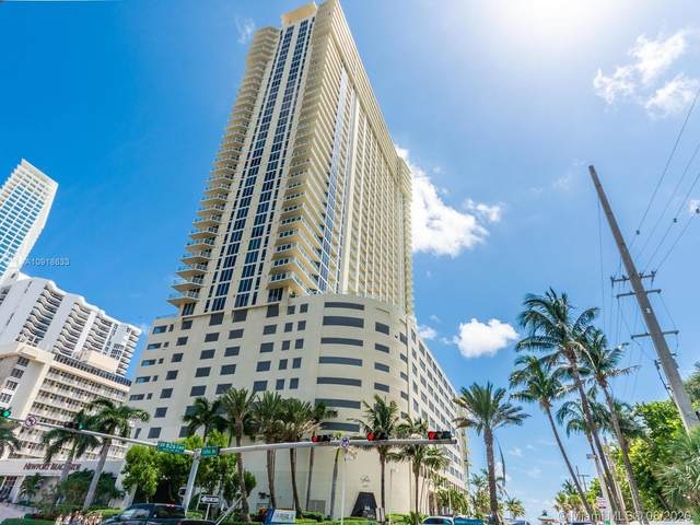 16699 Collins Ave #2501, Sunny Isles Beach, FL 33160 (MLS #A10918633) :: Castelli Real Estate Services