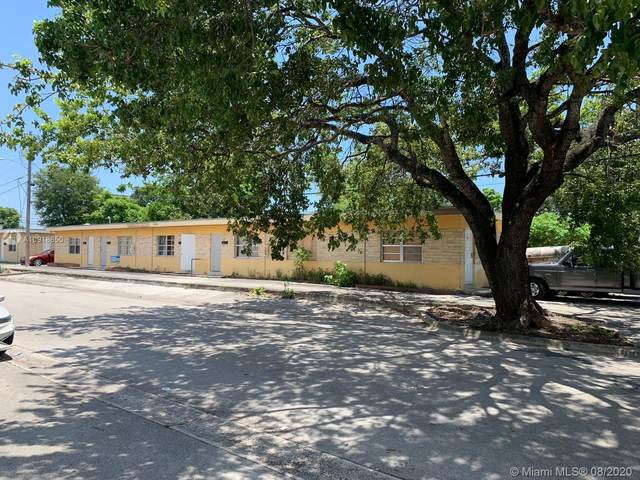 6301 NW 2nd Pl, Miami, FL 33150 (MLS #A10918650) :: Re/Max PowerPro Realty