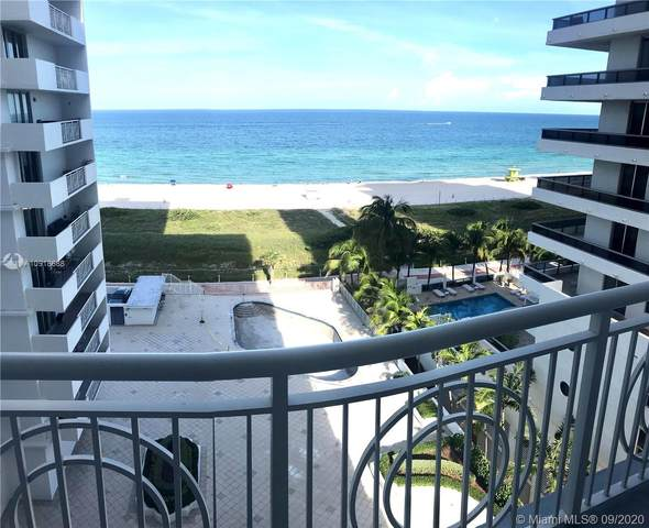 5825 Collins Ave 9K, Miami Beach, FL 33140 (MLS #A10918688) :: Re/Max PowerPro Realty