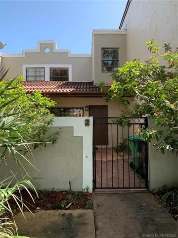 10405 SW 153rd Ct #2, Miami, FL 33196 (MLS #A10918697) :: Berkshire Hathaway HomeServices EWM Realty