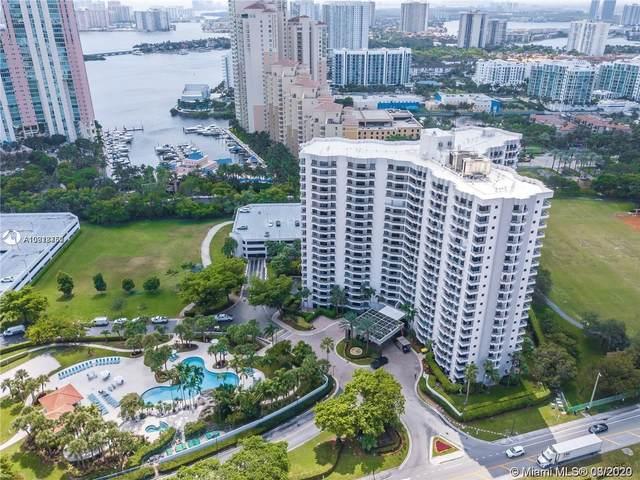 3300 NE 191st St #218, Aventura, FL 33180 (MLS #A10918752) :: Carole Smith Real Estate Team