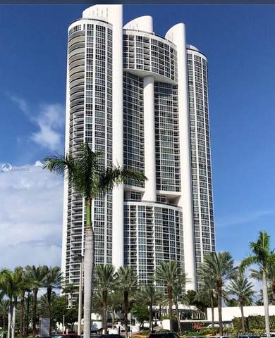 18201 Collins Ave #4501, Sunny Isles Beach, FL 33160 (MLS #A10918802) :: The Jack Coden Group