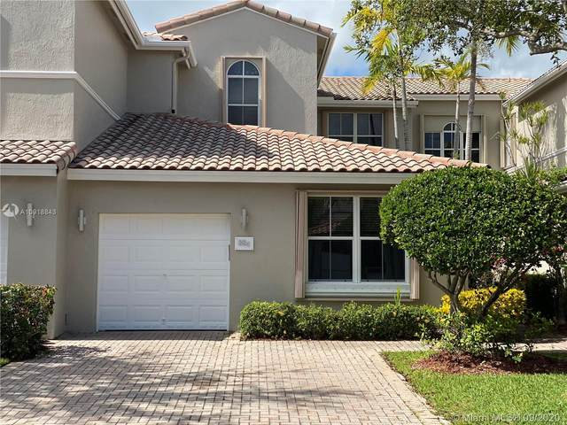 884 Spinnaker Dr, Hollywood, FL 33019 (MLS #A10918843) :: Berkshire Hathaway HomeServices EWM Realty