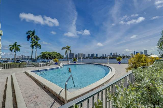 16565 NE 26th Ave 2J, North Miami Beach, FL 33160 (MLS #A10918844) :: ONE Sotheby's International Realty