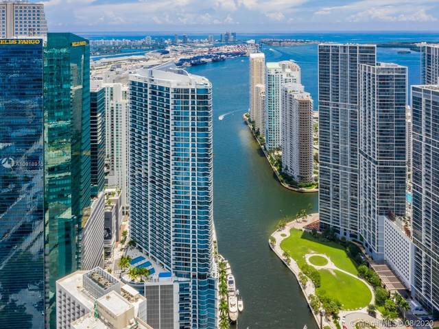 200 Biscayne Boulevard Way #3608, Miami, FL 33131 (MLS #A10918915) :: Prestige Realty Group