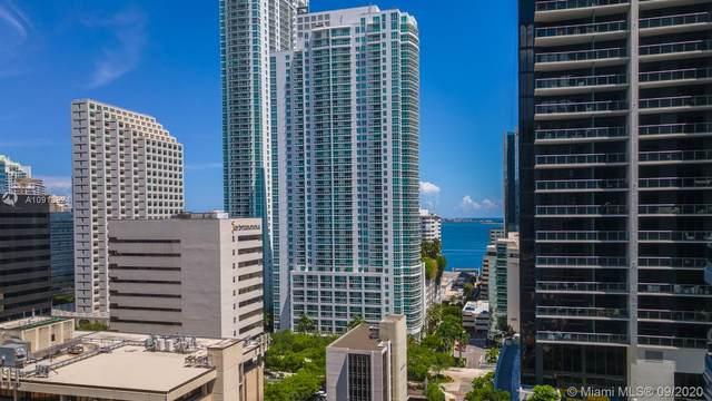 951 Brickell Ave #705, Miami, FL 33131 (MLS #A10918924) :: Green Realty Properties