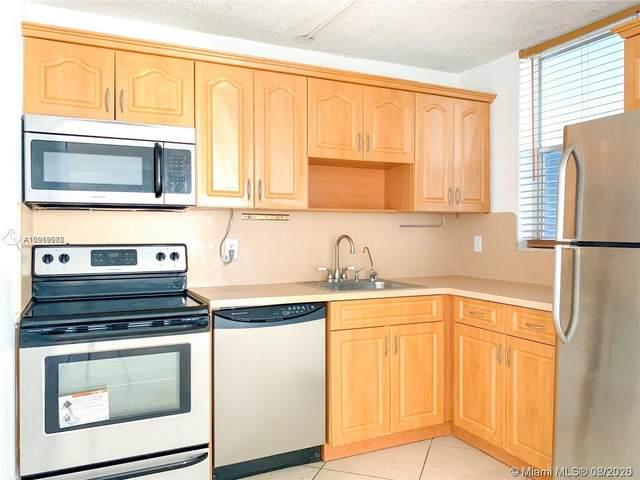 1801 S Treasure Dr #415, North Bay Village, FL 33141 (MLS #A10918976) :: Berkshire Hathaway HomeServices EWM Realty