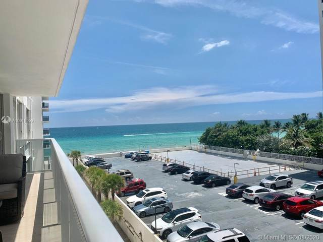 2751 S Ocean Dr 408S, Hollywood, FL 33019 (MLS #A10918990) :: Ray De Leon with One Sotheby's International Realty
