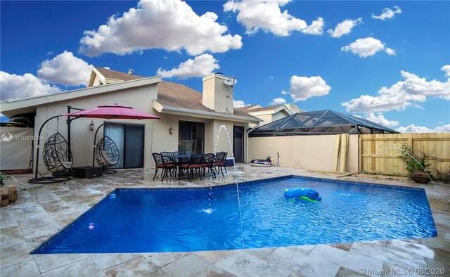 7638 W Sierra Ter W, Boca Raton, FL 33433 (MLS #A10919250) :: ONE   Sotheby's International Realty