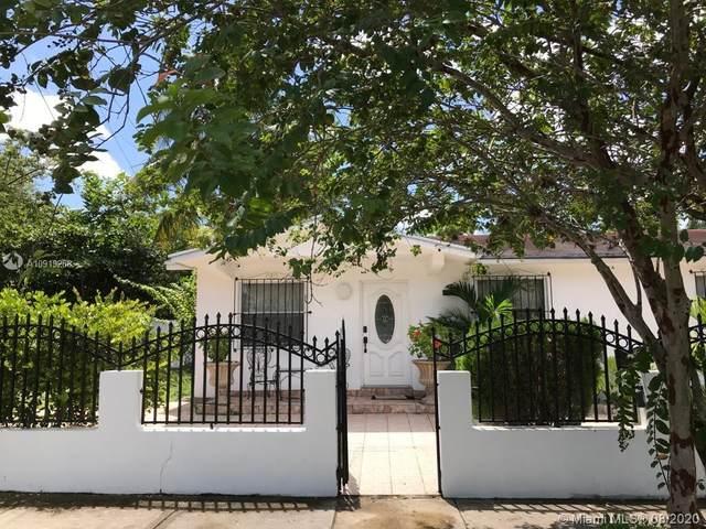 100 NW 40 St, Miami, FL 33127 (MLS #A10919268) :: Berkshire Hathaway HomeServices EWM Realty