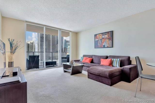 1155 Brickell Bay Dr #2005, Miami, FL 33131 (MLS #A10919299) :: Prestige Realty Group