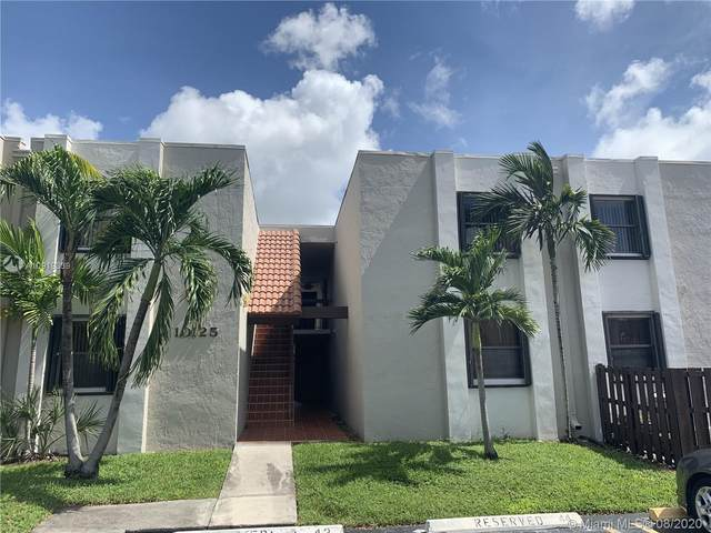 10125 NW 9th St Cir 8-201, Miami, FL 33172 (MLS #A10919339) :: Ray De Leon with One Sotheby's International Realty