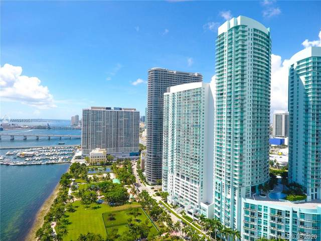 1800 N Bayshore Dr #614, Miami, FL 33132 (MLS #A10919354) :: Carole Smith Real Estate Team