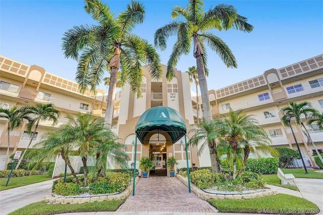 7611 Southampton Ter #215, Tamarac, FL 33321 (MLS #A10919366) :: Berkshire Hathaway HomeServices EWM Realty