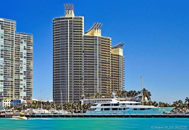 400 Alton Rd #2601, Miami Beach, FL 33139 (MLS #A10919514) :: Castelli Real Estate Services