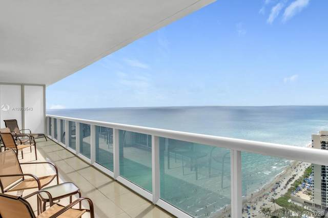 1830 S Ocean Dr #3404, Hallandale Beach, FL 33009 (MLS #A10919543) :: The Pearl Realty Group