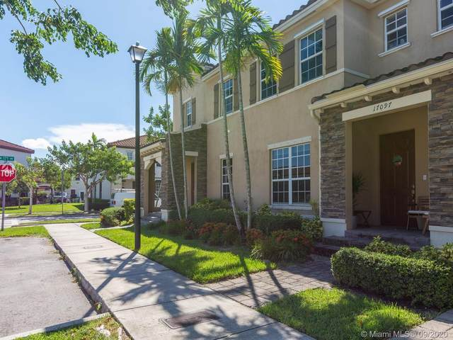 17097 SW 94th Way #17097, Miami, FL 33196 (MLS #A10919645) :: Carole Smith Real Estate Team