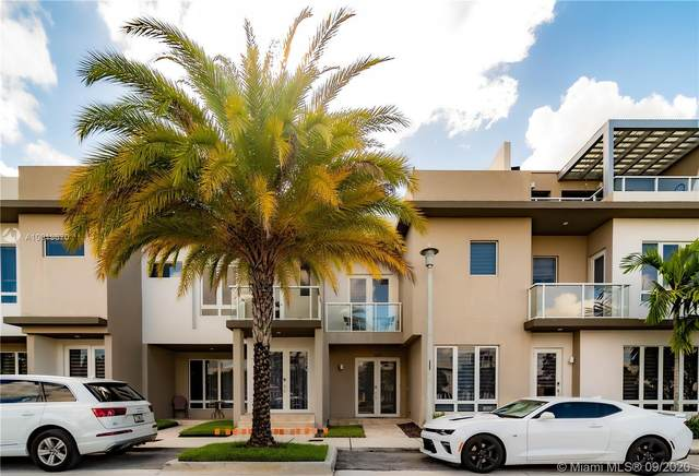6426 NW 104th Path #0, Doral, FL 33178 (MLS #A10919670) :: Carole Smith Real Estate Team