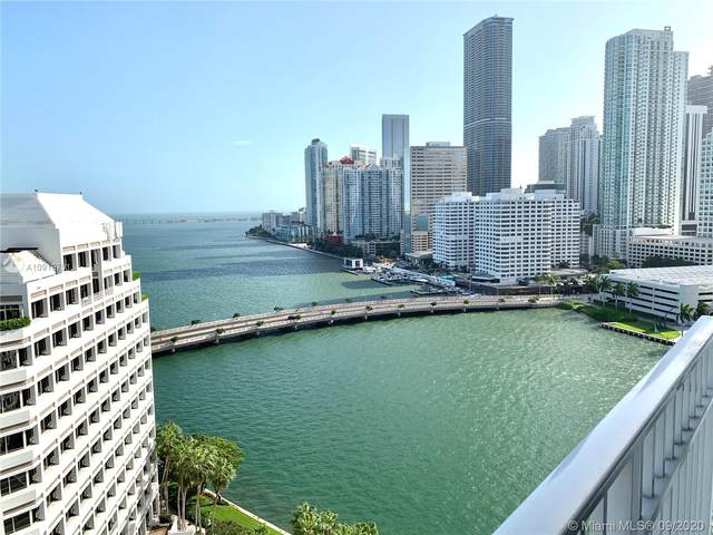 701 Brickell Key Blvd #2011, Miami, FL 33131 (MLS #A10919701) :: Ray De Leon with One Sotheby's International Realty