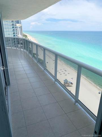 16711 Collins Ave #2108, Sunny Isles Beach, FL 33160 (MLS #A10919754) :: Ray De Leon with One Sotheby's International Realty