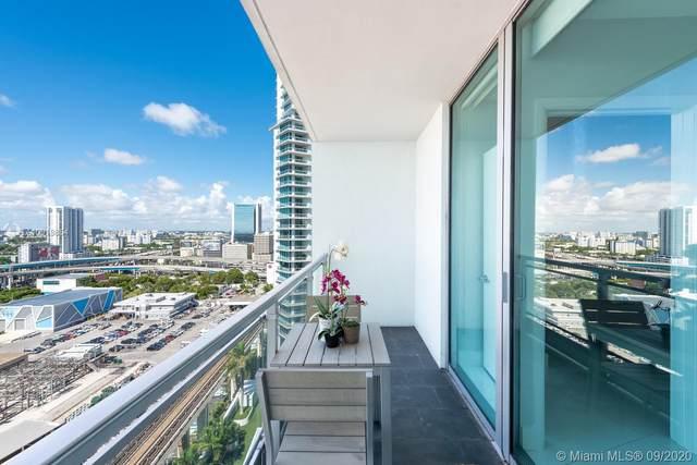 92 SW 3rd St #2206, Miami, FL 33130 (MLS #A10919854) :: Berkshire Hathaway HomeServices EWM Realty