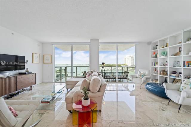 10 Venetian Way #903, Miami Beach, FL 33139 (MLS #A10919860) :: KBiscayne Realty