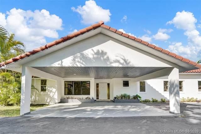 13753 SW 36th St, Miami, FL 33175 (MLS #A10919920) :: Berkshire Hathaway HomeServices EWM Realty