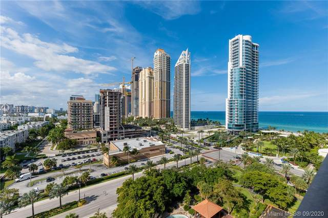 210 174th St #1517, Sunny Isles Beach, FL 33160 (MLS #A10919929) :: Ray De Leon with One Sotheby's International Realty