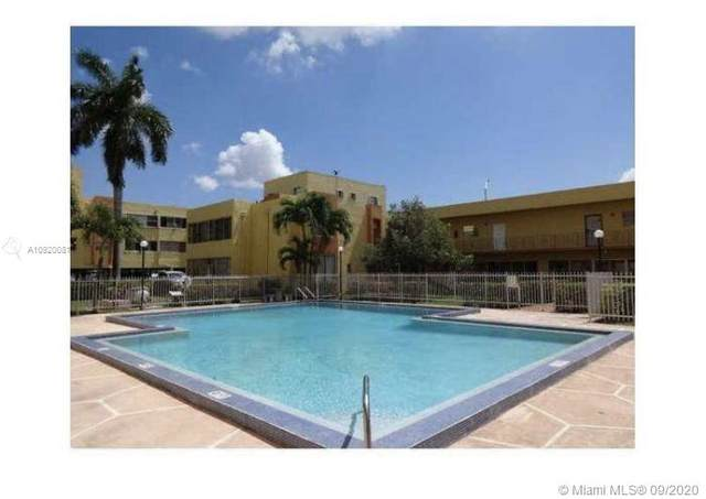 1555 W 44th Pl #329, Hialeah, FL 33012 (MLS #A10920081) :: Ray De Leon with One Sotheby's International Realty