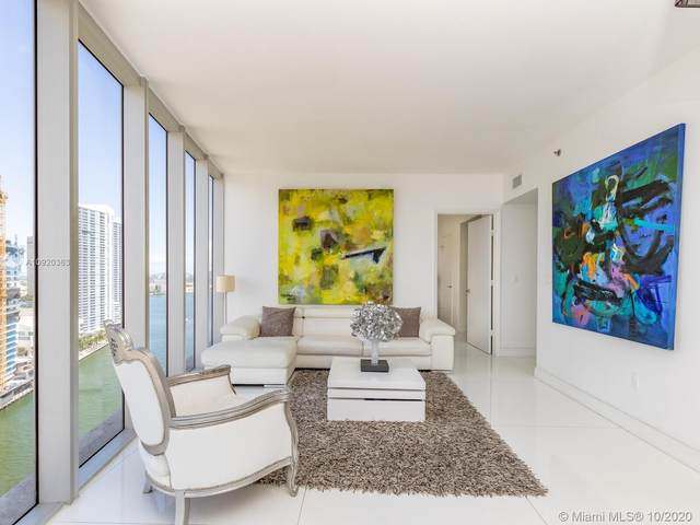 485 Brickell Ave #2204, Miami, FL 33131 (MLS #A10920363) :: The Pearl Realty Group