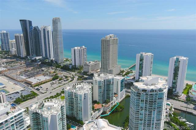 150 Sunny Isles Blvd 1-1601, Sunny Isles Beach, FL 33160 (MLS #A10920383) :: Ray De Leon with One Sotheby's International Realty