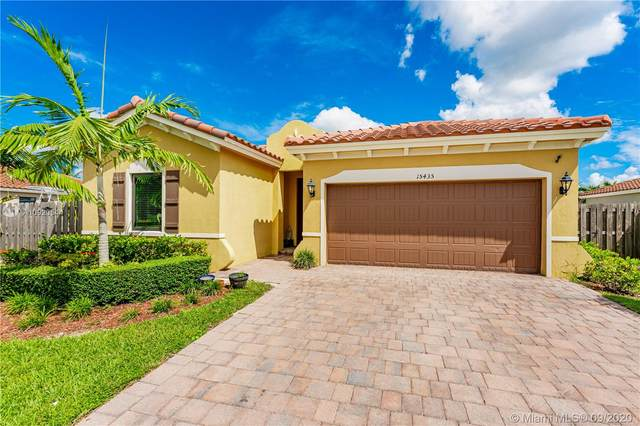 15435 SW 173rd St, Miami, FL 33187 (MLS #A10920544) :: ONE   Sotheby's International Realty