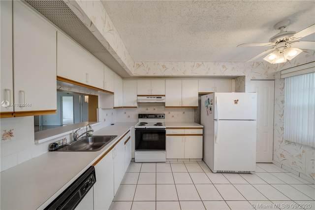 1200 SW 130th Ave 403G, Pembroke Pines, FL 33027 (MLS #A10920568) :: Castelli Real Estate Services
