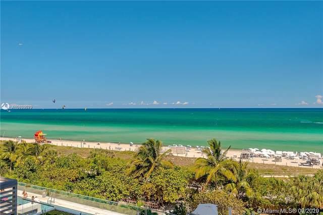 2301 Collins Ave #511, Miami Beach, FL 33139 (MLS #A10920579) :: Berkshire Hathaway HomeServices EWM Realty