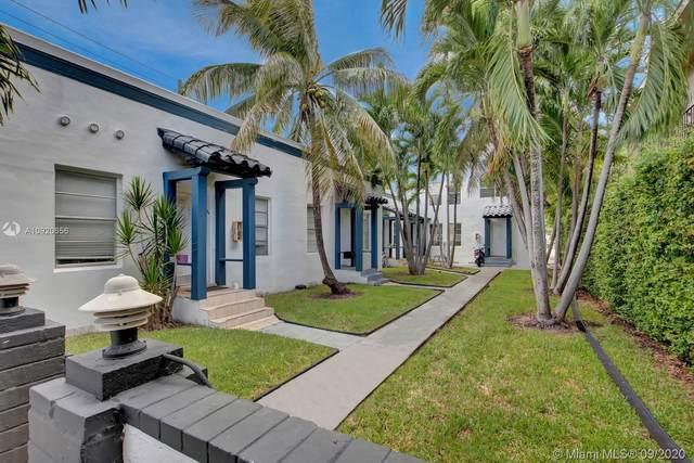 6955 Rue Vendome, Miami Beach, FL 33141 (MLS #A10920656) :: The Jack Coden Group