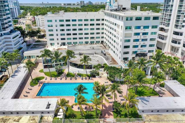6345 Collins Ave #818, Miami Beach, FL 33141 (MLS #A10920663) :: Prestige Realty Group