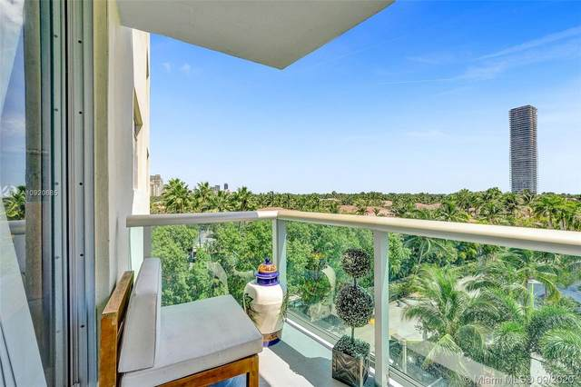 19390 Collins Ave #526, Sunny Isles Beach, FL 33160 (MLS #A10920685) :: The Teri Arbogast Team at Keller Williams Partners SW