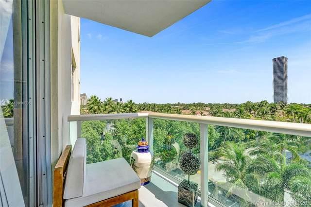 19390 Collins Ave #526, Sunny Isles Beach, FL 33160 (MLS #A10920685) :: Berkshire Hathaway HomeServices EWM Realty