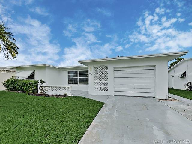 7490 Margate Blvd, Margate, FL 33063 (MLS #A10920697) :: ONE   Sotheby's International Realty