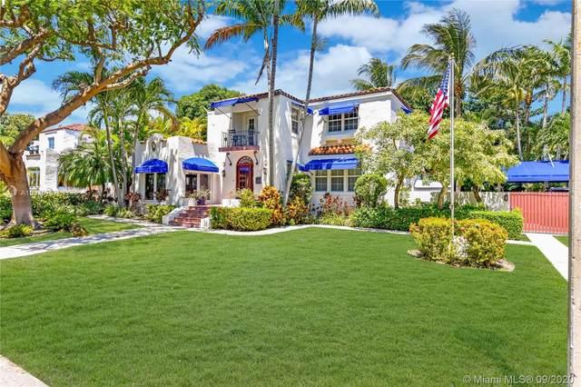 801 NE 72nd St, Miami, FL 33138 (MLS #A10920737) :: ONE | Sotheby's International Realty