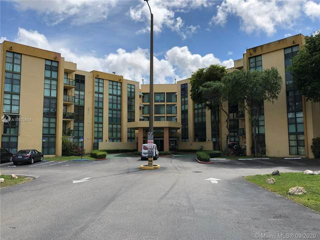11780 SW 18th St 130-2, Miami, FL 33175 (MLS #A10920834) :: ONE Sotheby's International Realty