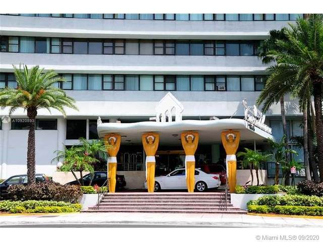 6345 Collins Ave #825, Miami Beach, FL 33141 (MLS #A10920893) :: Prestige Realty Group