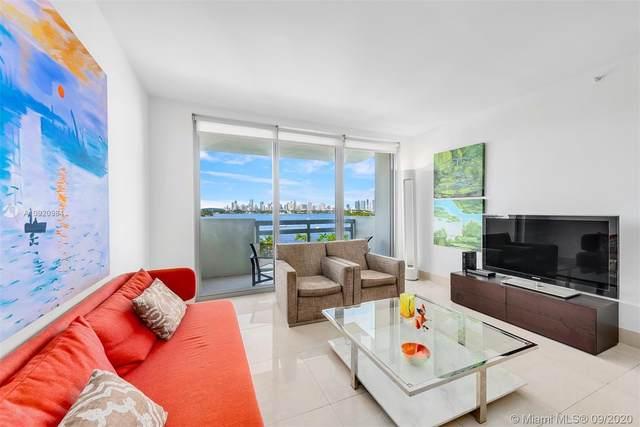1500 Bay Rd 620S, Miami Beach, FL 33139 (MLS #A10920984) :: The Paiz Group