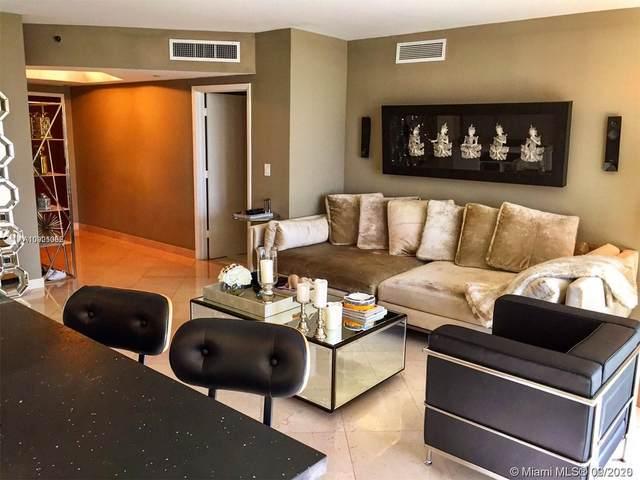 7000 Island #608, Aventura, FL 33160 (MLS #A10921065) :: Castelli Real Estate Services