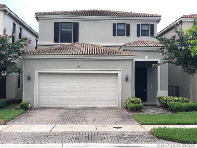 731 NE 193rd St, Miami, FL 33179 (MLS #A10921202) :: Lucido Global