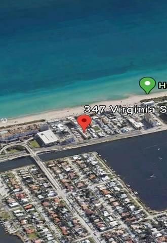 347 Virginia, Hollywood, FL 33019 (MLS #A10921212) :: Berkshire Hathaway HomeServices EWM Realty