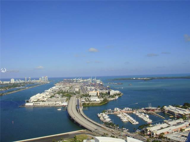 888 Biscayne Blvd #2912, Miami, FL 33132 (MLS #A10921220) :: Prestige Realty Group