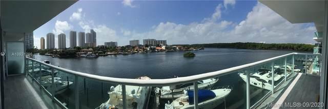 400 Sunny Isles Blvd #407, Sunny Isles Beach, FL 33160 (MLS #A10921296) :: Berkshire Hathaway HomeServices EWM Realty
