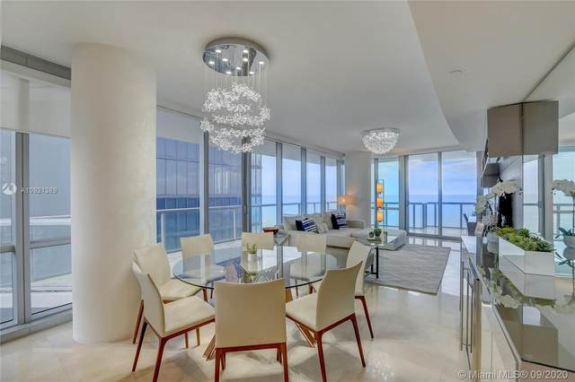 17121 Collins Ave #1608, Sunny Isles Beach, FL 33160 (MLS #A10921389) :: Ray De Leon with One Sotheby's International Realty
