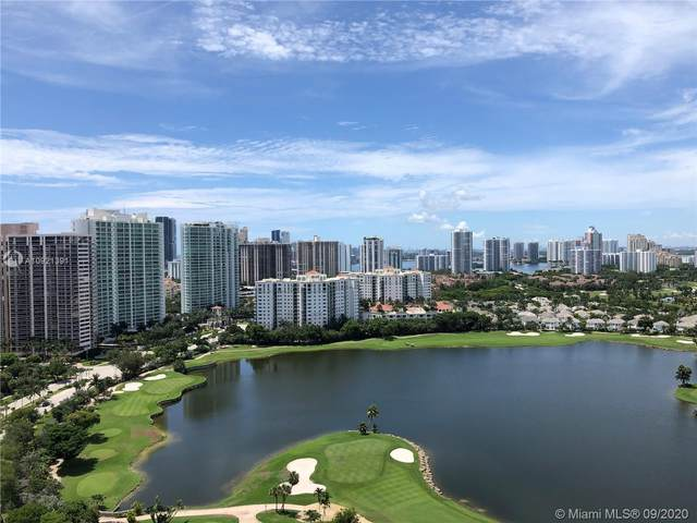 3675 N Country Club Dr Ph-4, Aventura, FL 33180 (MLS #A10921391) :: Ray De Leon with One Sotheby's International Realty